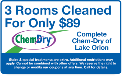 3 rooms carpet cleaned for $89 coupon