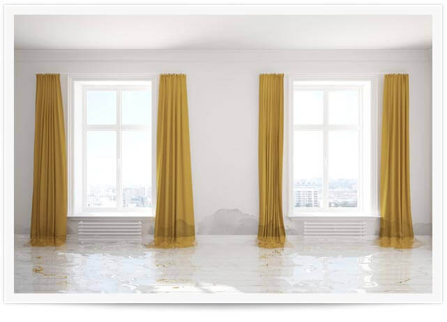 water damage restoration rochester hills
